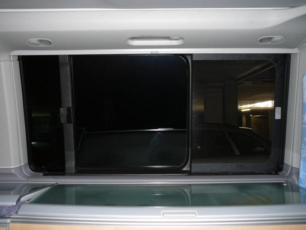 fliegengitter f r seitenfenster montieren vw california zubeh r die vw. Black Bedroom Furniture Sets. Home Design Ideas