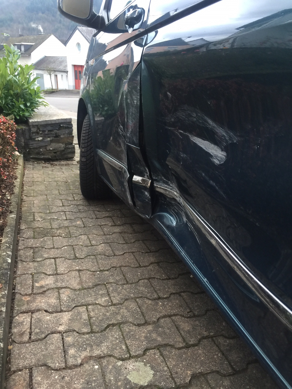 Kostenersatz Garantieverlängerung bei Totalschaden - VW California ...